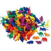 """Набір фігурок для сортування """"Дикі тварини"""" (120 шт) EDX Education"""