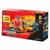 Дитячий гараж Ferrari Bburago 3 рівня (18-31204)