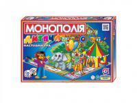 Настільна гра «Дитяча монополія ТехноК», арт. 0755