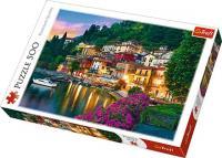 Пазли Trefl Узбережжі озера Комо, Італія 500 елементів (37290)