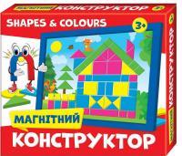 Магнітний конструктор Мій успіх + Shapes & Colours 200000027У