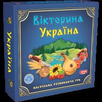 Настольная игра Artos Games Вікторина Україна 20994 | 28813