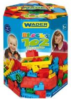 Конструктор Wader 102 елементи (41290)