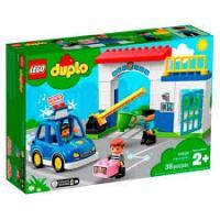 Конструктор LEGO DUPLO Поліцейська ділянка (10902)
