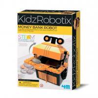 Набір для експериментів 4М Робот-скарбничка (00-03422)