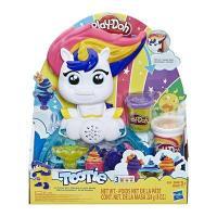 Набір Play-Doh Фабрика морозива Єдиноріг Туті звуковий (E5376)