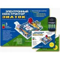 Електронний конструктор Знаток Школа (REW-K007)