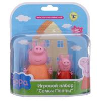 Набір фігурок Peppa Pig Сім'я Пеппи (Пеппа і Мама) (20837-1)