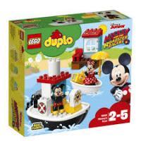 Конструктор LEGO DUPLO Disney Катер Міккі (10881)