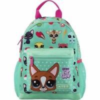 Рюкзак Kite Kids Littlest Pet Shop, бірюзовий (PS19-534XS)