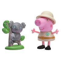 Ігрова фігурка Peppa Figurines Пеппа з коалою (PEP0481)