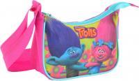 Дитяча сумочка 1 Вересня Trolls 555080, рожевий