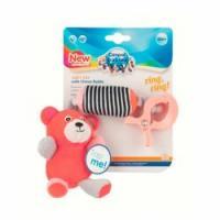 Canpol babies Іграшка плюшева з дзвіночком bears 68/054