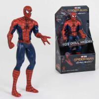 Фігурка супер героя Людина павук   Spider Man (32см)
