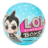 Ігровий набір з лялькою L.O.L. Surprise! - Хлопчики +561699