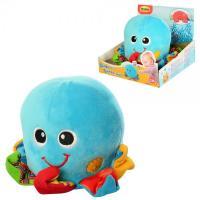 Дитяча інтерактивна іграшка Восьминіг 11 см(0142-NL)
