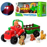 """Розвиваюча іграшка """"Тракторець"""" M 5572 UA"""