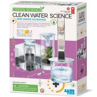 Набір для експериментів 4М Фільтр для води (00-03281)