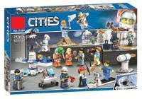 """Конструктор Cities 11384 """"Дослідження космосу"""" 239 деталей"""