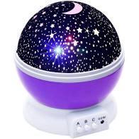 Нічник-проектор Supretto Star Master з функцією обертання (5266)