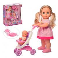 """Лялька """"Даринка та її маленька сестричка"""" 41см, Limo Toy, M5444"""