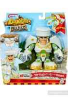 Ігрова фігурка-трансформер Kingdom Builders Сер Молот (647673)