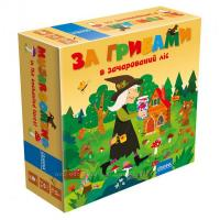 """Гра настільна Granna """"За грибами в зачарований ліс"""""""