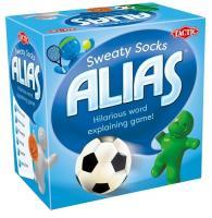 """Гра настільна """"Snack Alias: Sweaty Socks (Еліас дорожня версія: Світ спорту)"""""""