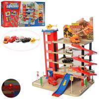 Гараж 5 поверхів Limo Toy (0845)