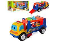 Іграшка машинка трейлер A-Toys 969-К10