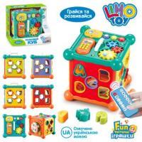 """Багатофункціональний """"Казковий куб"""", LimoToy, FT0003"""
