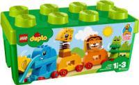 Конструктор LEGO DUPLO Коробка з кубиками Моя перша тварина 34 деталі (10863)
