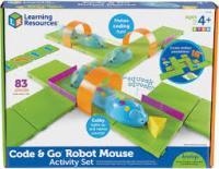 Ігровий STEM-набір Learning Resources Мишка у лабіринті (LER2831)
