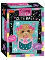 Набір для творчості. String Art. Cute baby. Ranok-Creative 10100519У