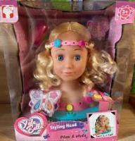 Лялька-голова YL 888 B-1 (8) Манекен для зачісок та макіяжу