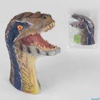 Голова Динозавра Х 320 (28) надівається на руку, в кульку