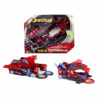 Машинка-трансформер Screechers Wild Дикі Скрічери S2 L2 Цербер (EU684302)