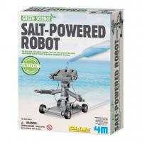 Набір для експериментів 4М Робот на енергії солі (00-03353)