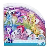Ігровий набір My little pony Райдужні хвостики сюрприз (E5553)