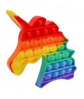 Іграшка антистрес POP IT єдиноріг