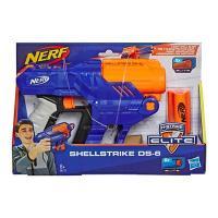 Бластер іграшковий Nerf Elite Shellstrike DS 6 (E6170)