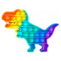 Іграшка антистрес POP IT динозавр