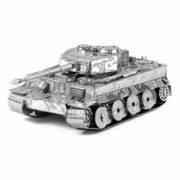 Металевий 3D-пазл Piececool Танк Тигр (3DJS003)