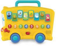 """Дитяча розвиваюча іграшка """"Автобус"""" 0676NL"""