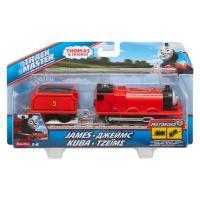 Паровозик Thomas and Friends Track master Джеймс з вагоном моторизований (BMK87 / BML08)