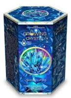 Набір для дослідів Вирощування кристалів (рос/укр), Danko Toys (GRK 01-05U)