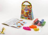 Тісто для ліплення Danko Toys Master Do комильфо 6 кольорів
