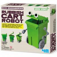 Набір для експериментів 4М Робот-сміттєвий бак (00-03371)