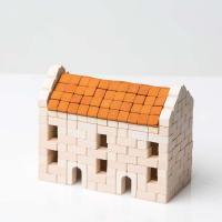 """Крамничка. Міні-конструктор з керамічних цеглинок. Серія """"Старе місто"""""""