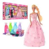 Лялька DEFA з вбранням і аксесуарами (8193)